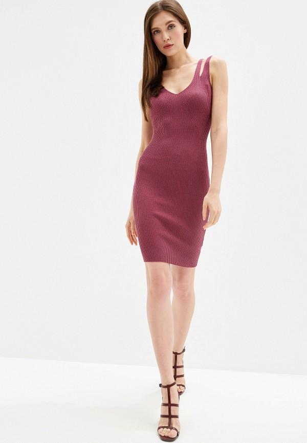 Платье Love Republic цвет фиолетовый  Фото 2