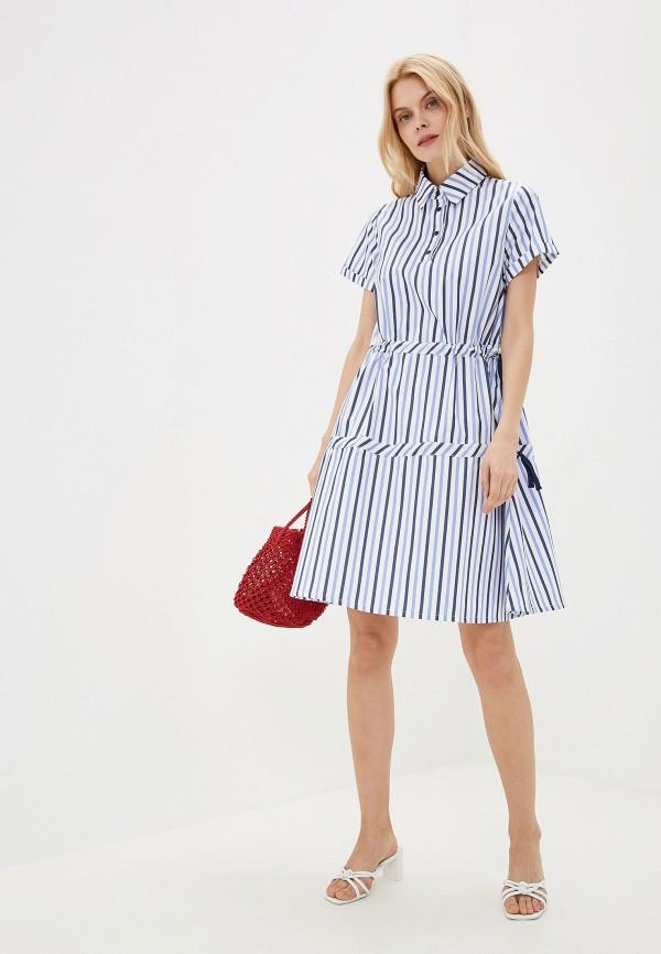 Платье Fashion.Love.Story цвет голубой  Фото 2