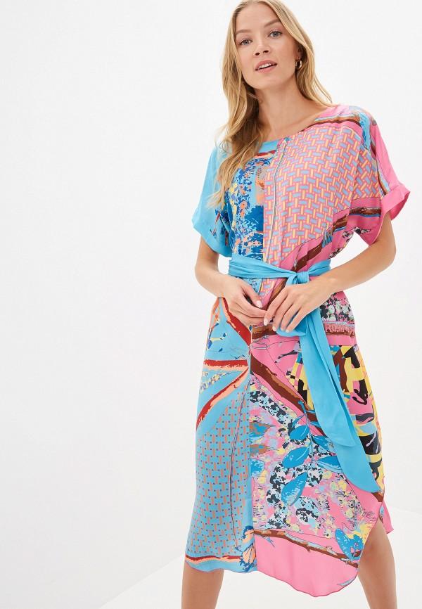 Платье Модный дом Виктории Тишиной Модный дом Виктории Тишиной MP002XW0R04J