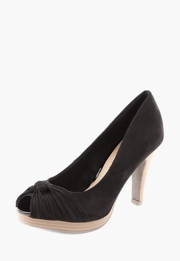 женские туфли idana, черные