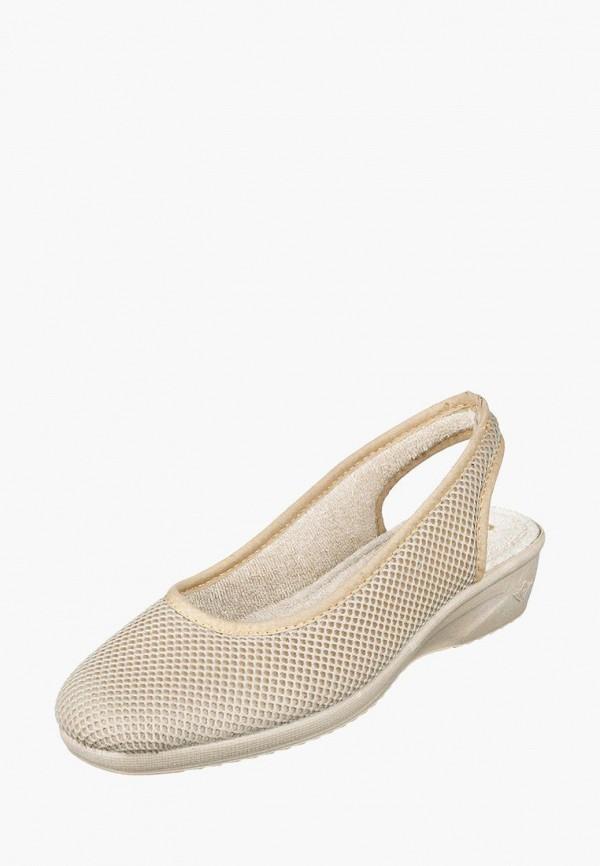 женские туфли casual, бежевые