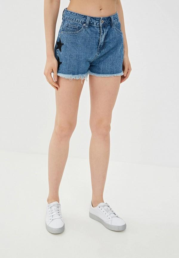 Шорты джинсовые Befree Befree MP002XW0R0CQ шорты befree befree mp002xw1iqk1