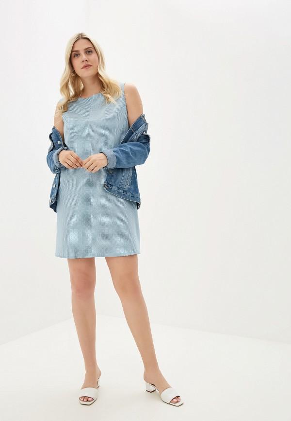 Платье Kis цвет голубой  Фото 2