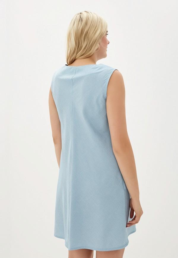 Платье Kis цвет голубой  Фото 3