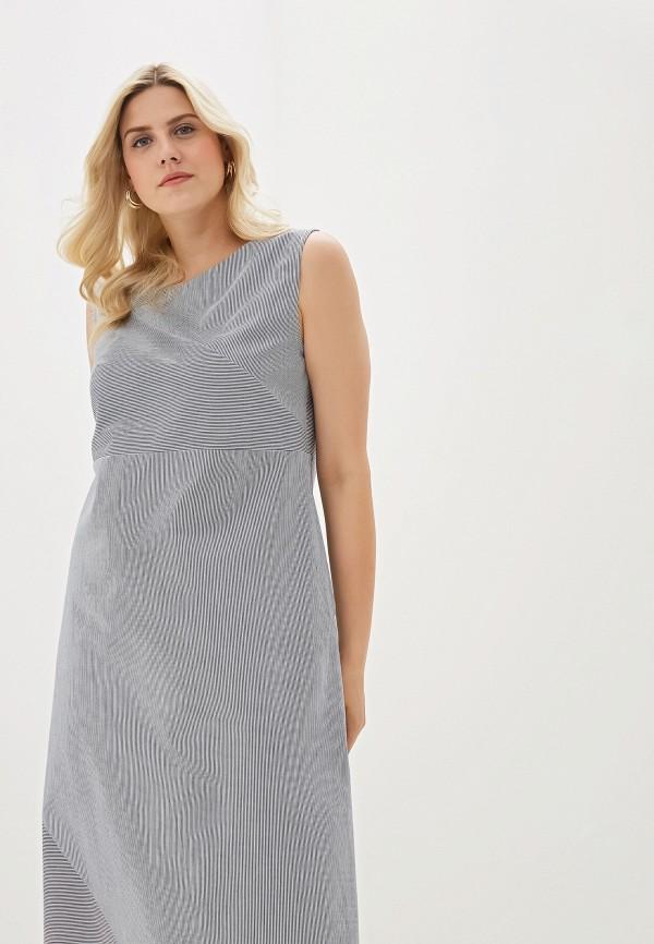 Платье Kis цвет синий  Фото 2