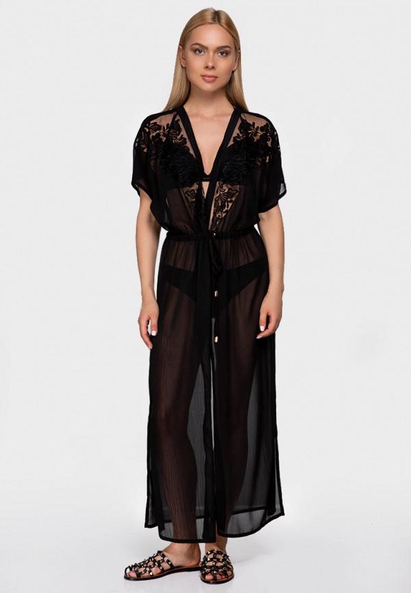 платье платье german volf, черное