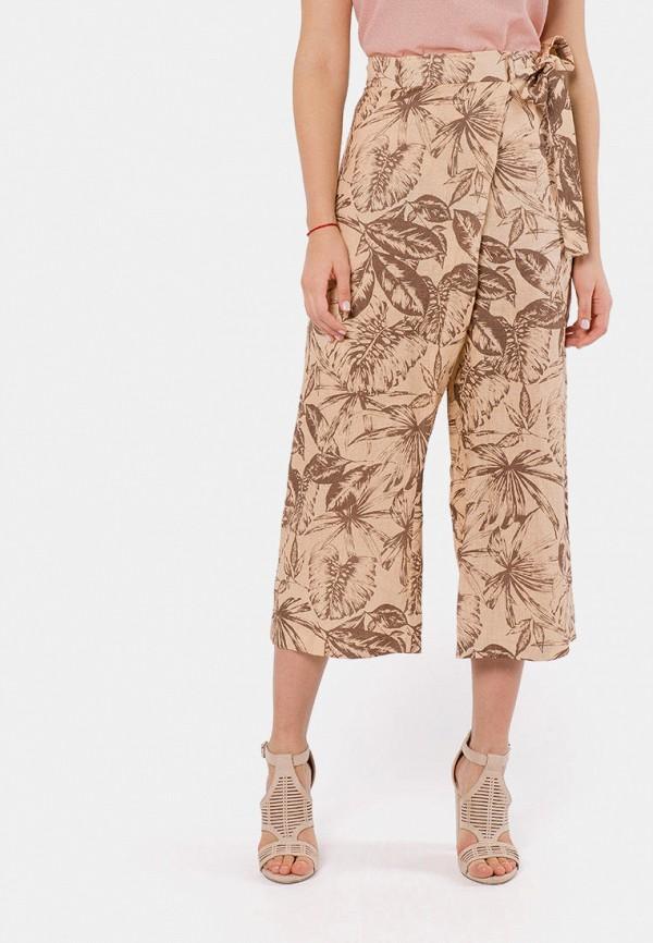 женские брюки mr520, бежевые