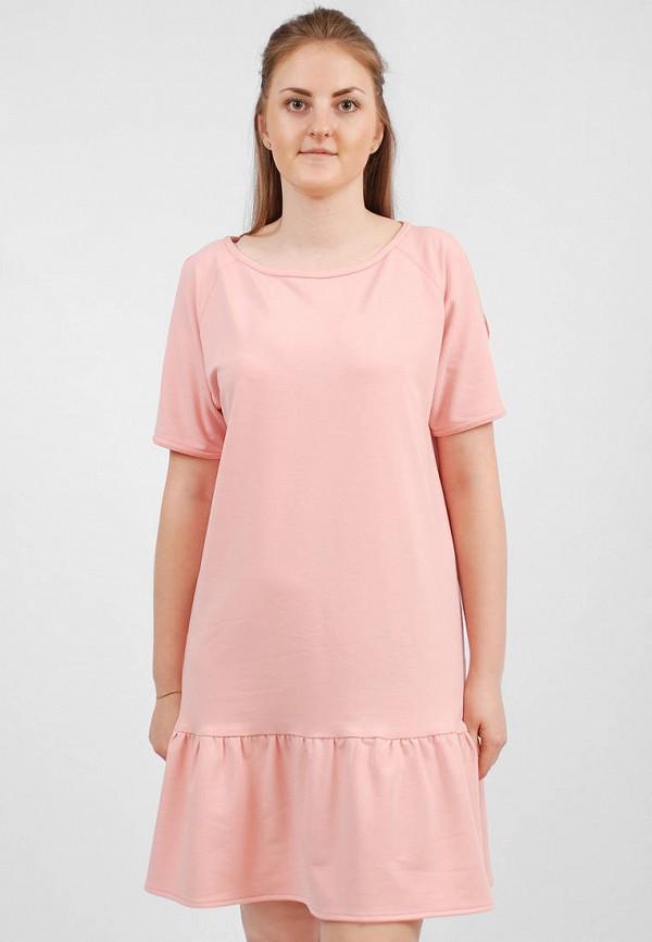 женское платье sab, розовое
