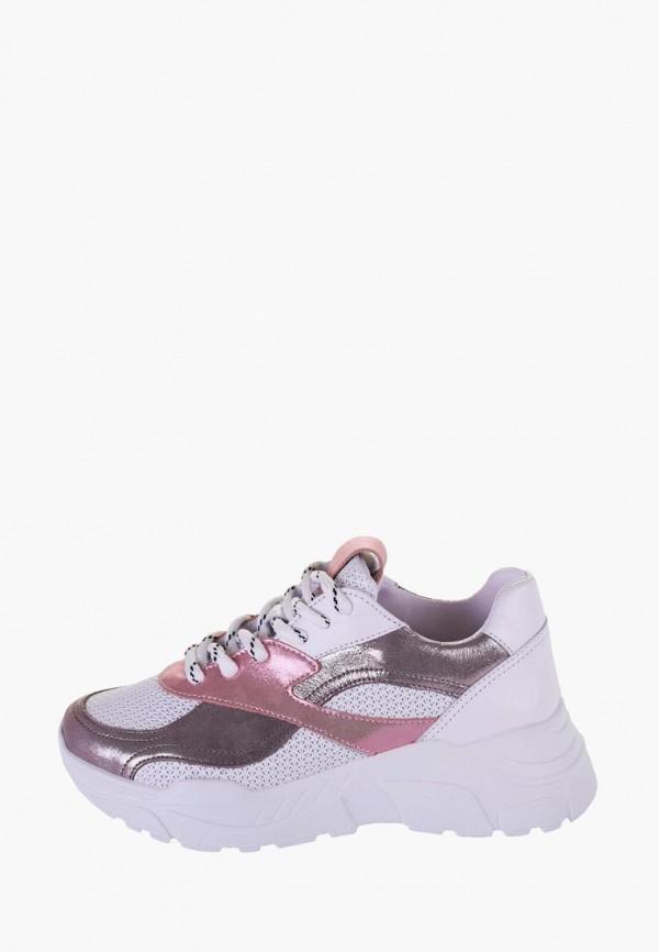 женские кроссовки marco piero, белые