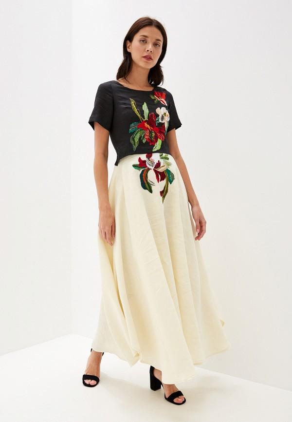 Платье Yukostyle Yukostyle MP002XW0R0JM