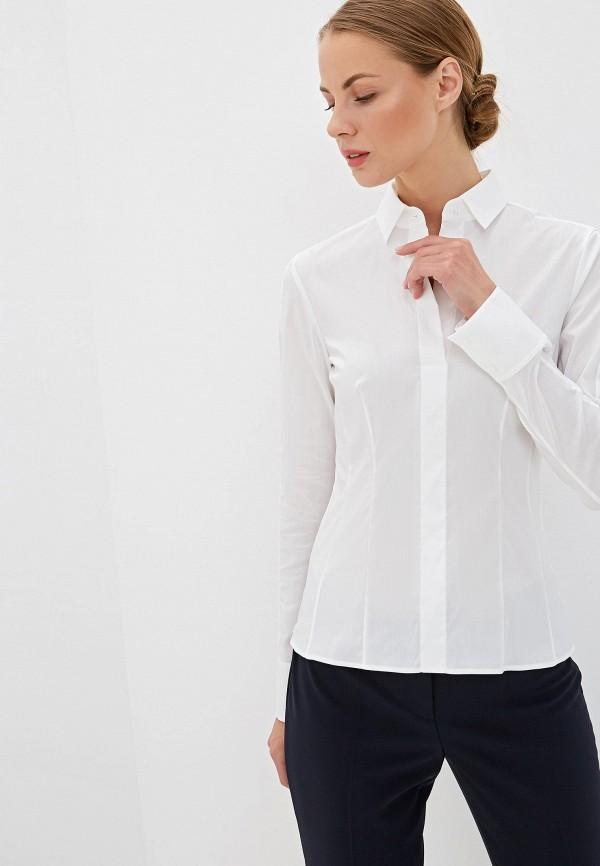 женская рубашка hugo boss, белая