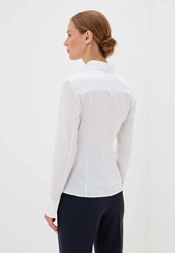 Рубашка Boss Hugo Boss цвет белый  Фото 3