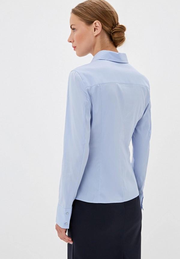 Блуза Boss Hugo Boss цвет синий  Фото 3