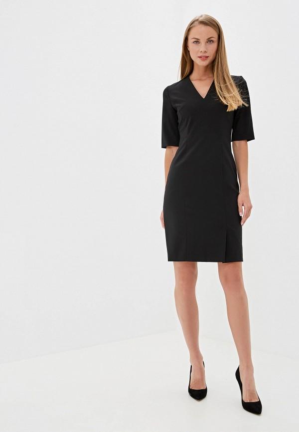 Платье Boss Hugo Boss цвет черный  Фото 2