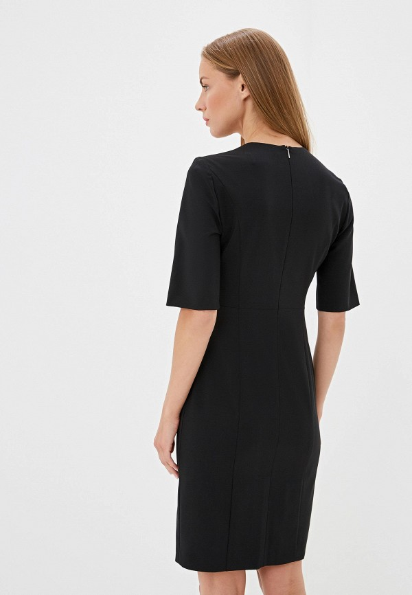 Платье Boss Hugo Boss цвет черный  Фото 3