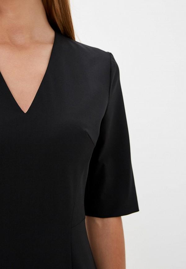 Платье Boss Hugo Boss цвет черный  Фото 4