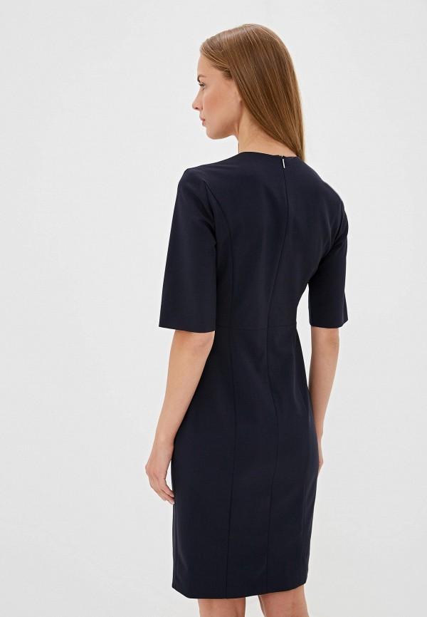 Платье Boss Hugo Boss цвет синий  Фото 3