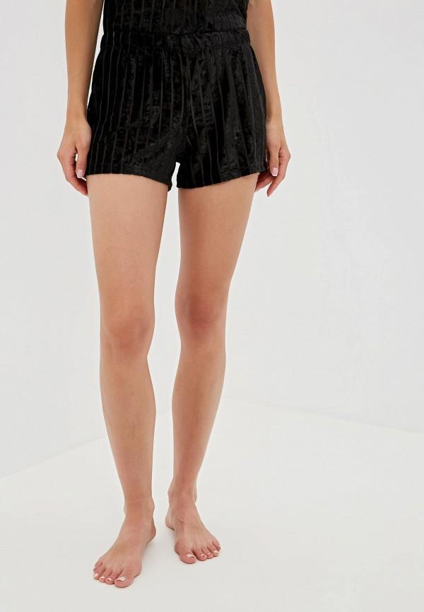 женские шорты deseo, черные