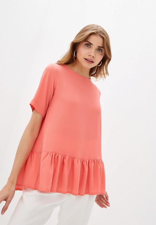 цена Блуза Woman eGo Woman eGo MP002XW0R0PE онлайн в 2017 году