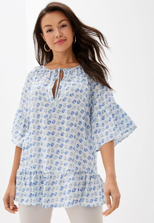 цена Блуза Woman eGo Woman eGo MP002XW0R0Q0 онлайн в 2017 году