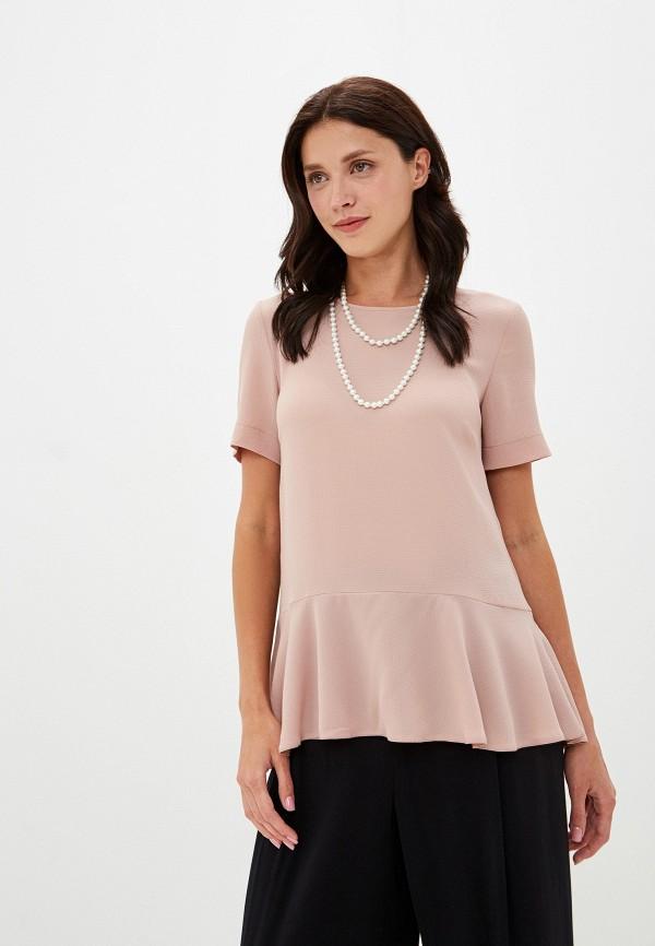 цена Блуза Woman eGo Woman eGo MP002XW0R0QA онлайн в 2017 году