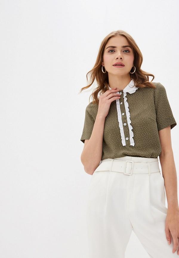 цена Блуза Woman eGo Woman eGo MP002XW0R0QE онлайн в 2017 году