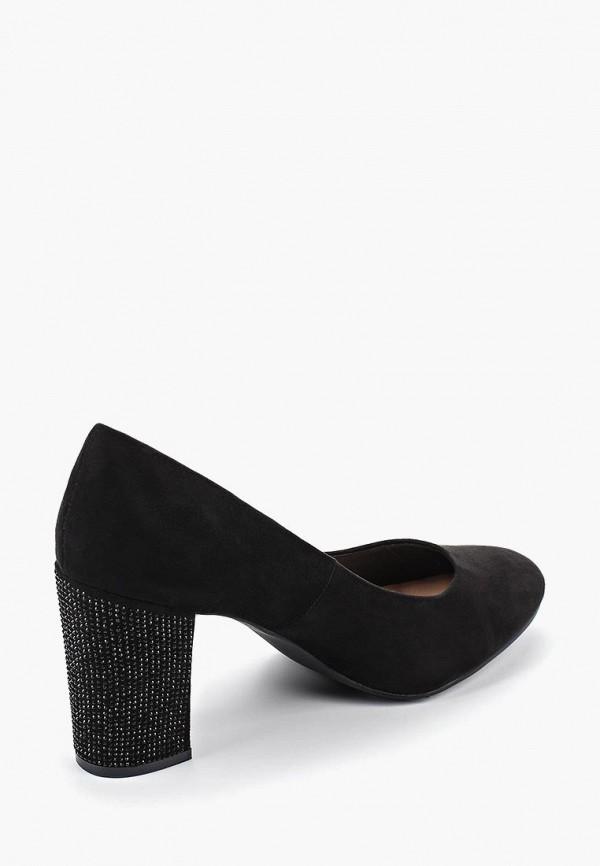 Туфли T.Taccardi цвет черный  Фото 3