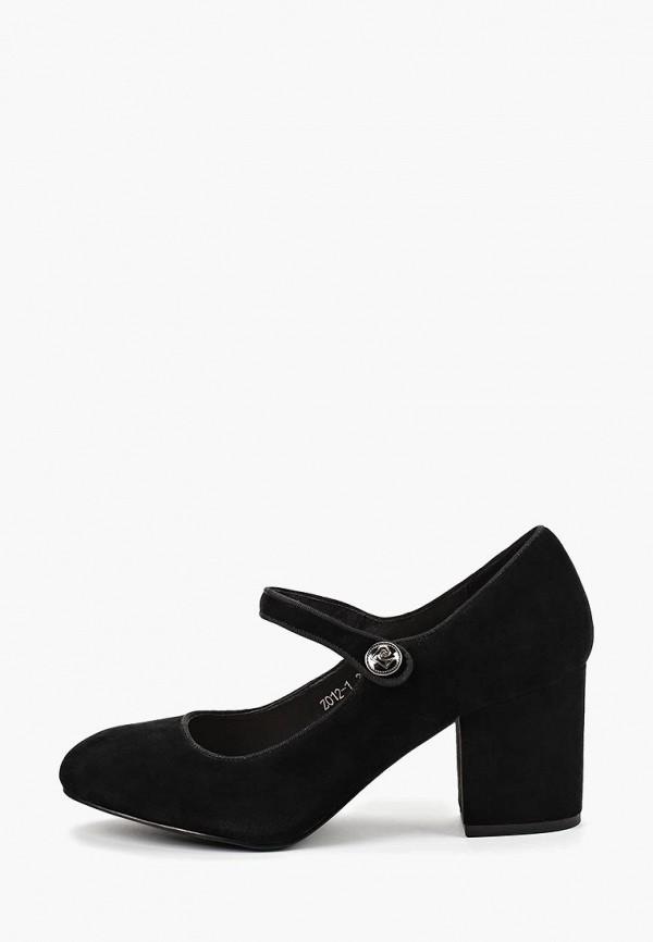 Туфли Pierre Cardin цвет черный
