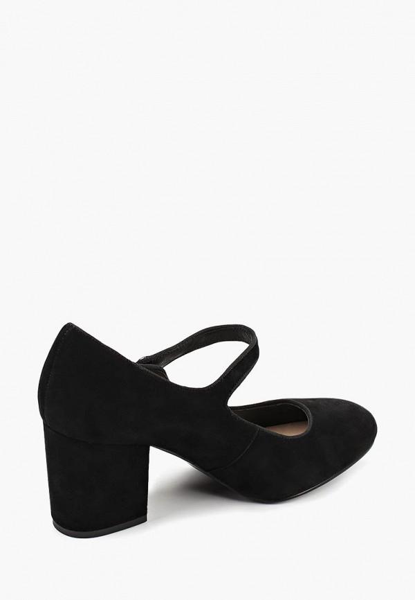 Туфли Pierre Cardin цвет черный  Фото 3