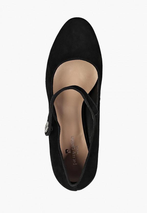 Туфли Pierre Cardin цвет черный  Фото 4