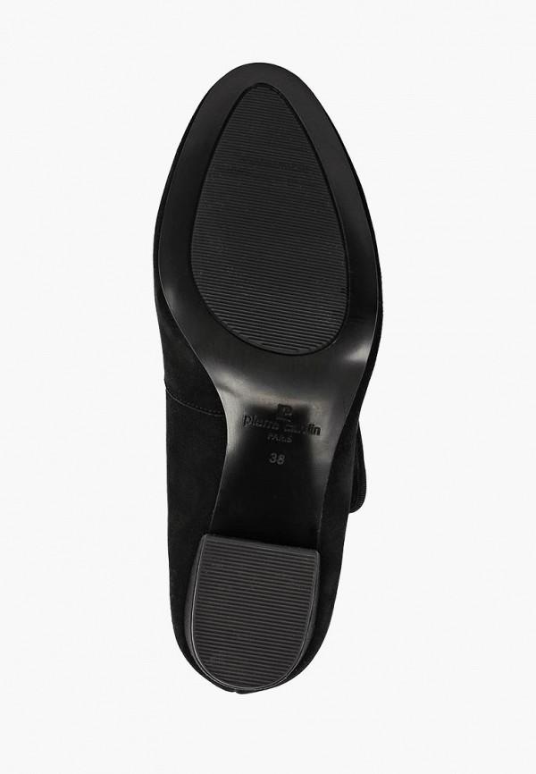 Туфли Pierre Cardin цвет черный  Фото 5