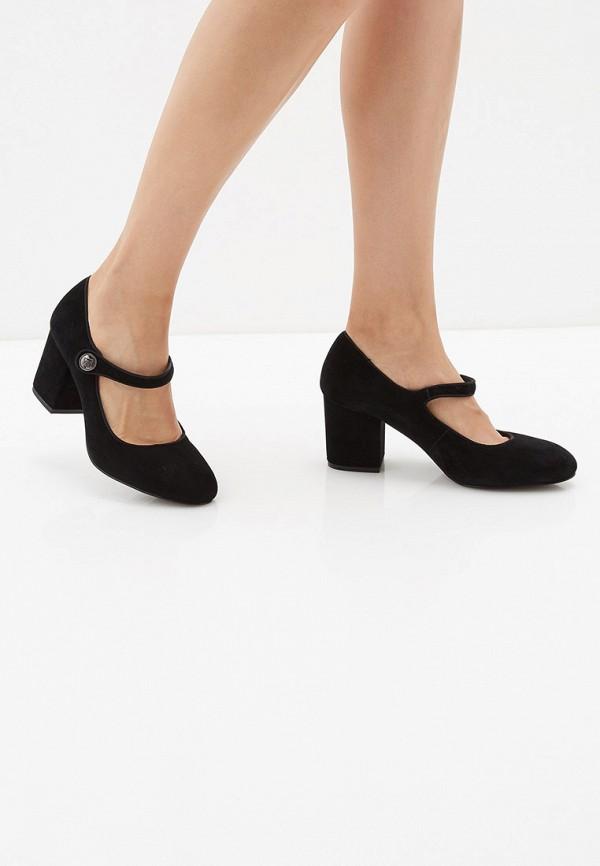 Туфли Pierre Cardin цвет черный  Фото 6