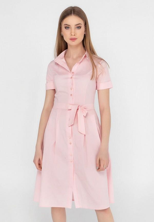 женское платье viravi wear, розовое