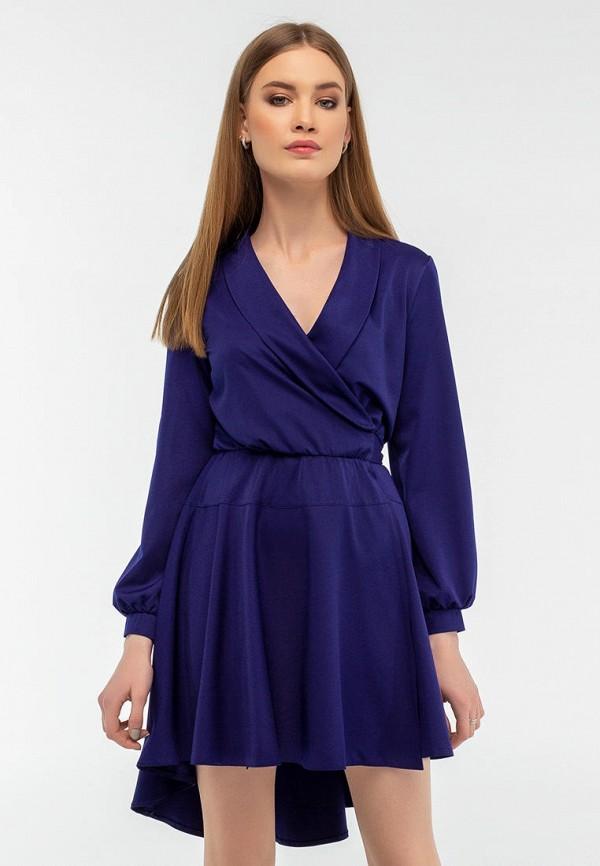 женское платье viravi wear, синее