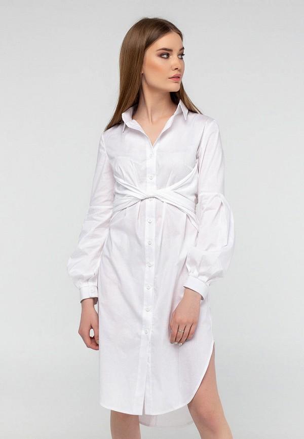 женское платье viravi wear, белое
