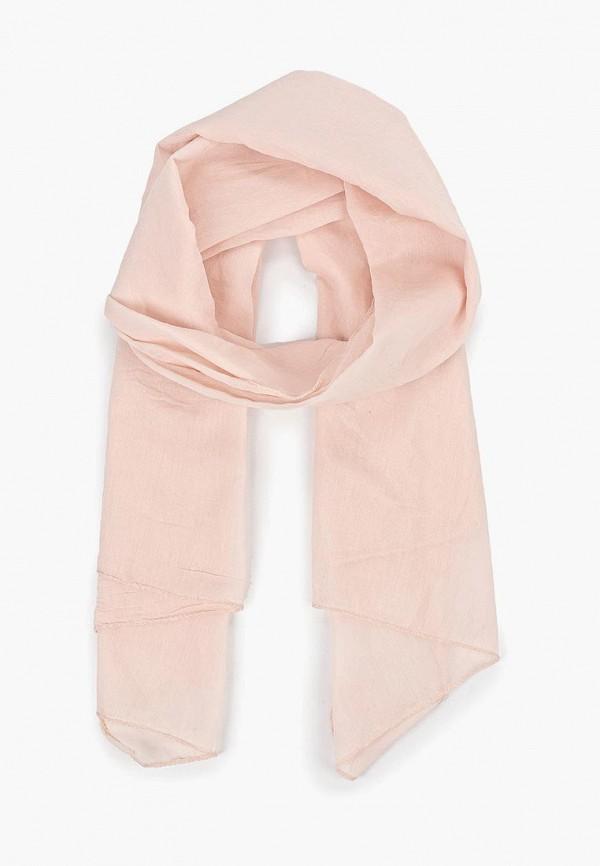 Фото - Женский палантин Intrico розового цвета