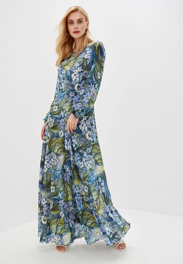 Фото - Женское вечернее платье Irina Vladi разноцветного цвета