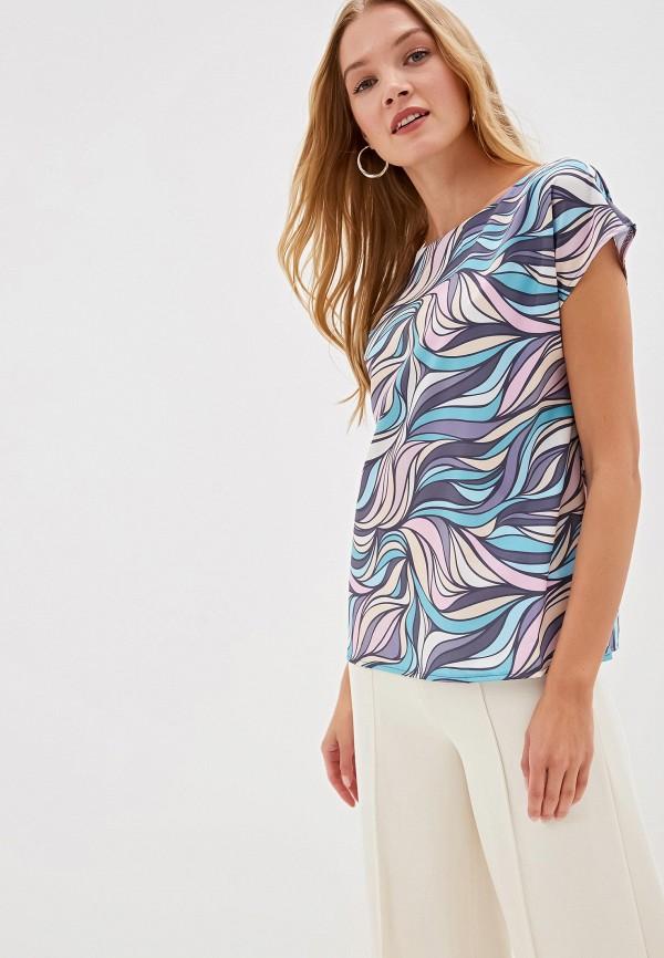 Фото - Женскую блузку Анна Голицына разноцветного цвета