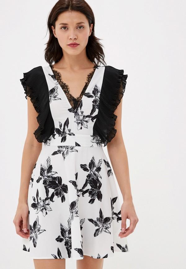 Платье Love Republic цвет бежевый