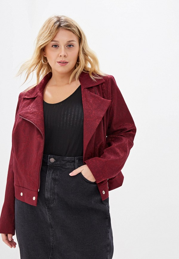 Куртка Авантюра Plus Size Fashion Авантюра Plus Size Fashion MP002XW0R1TC plus size 34 41 100