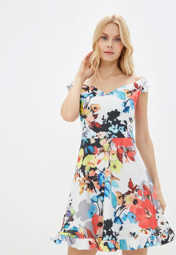 Платье Elena Andriadi Elena Andriadi MP002XW0R1WQ недорго, оригинальная цена
