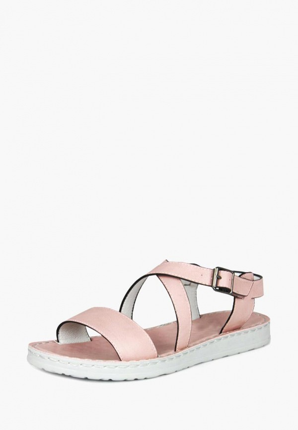 женские сандалии belletta, розовые