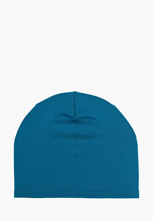 Фото - Женскую шапку Malaeva синего цвета