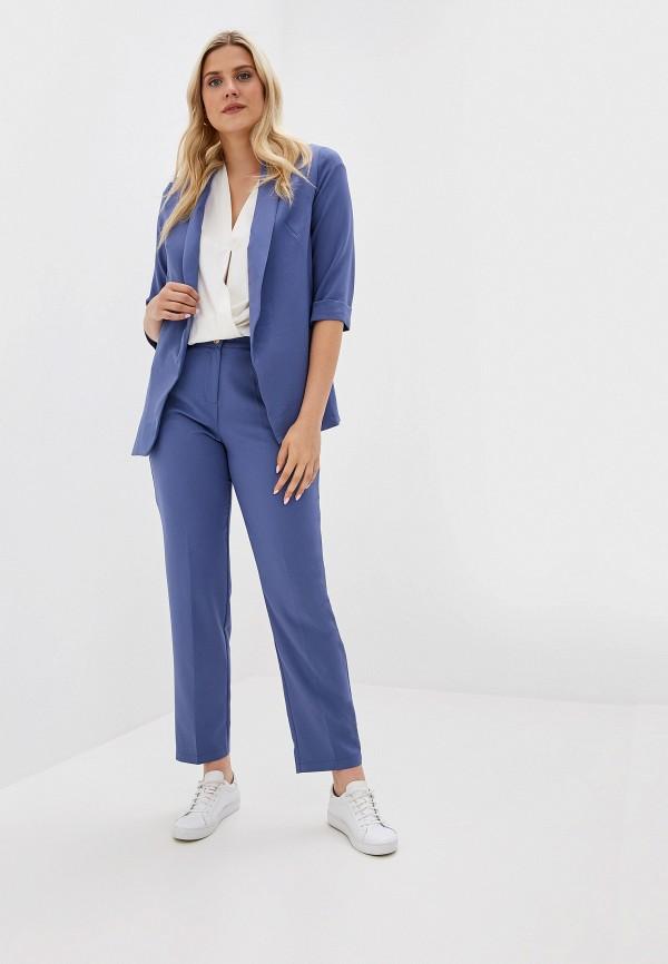 женский костюм bordo, синий