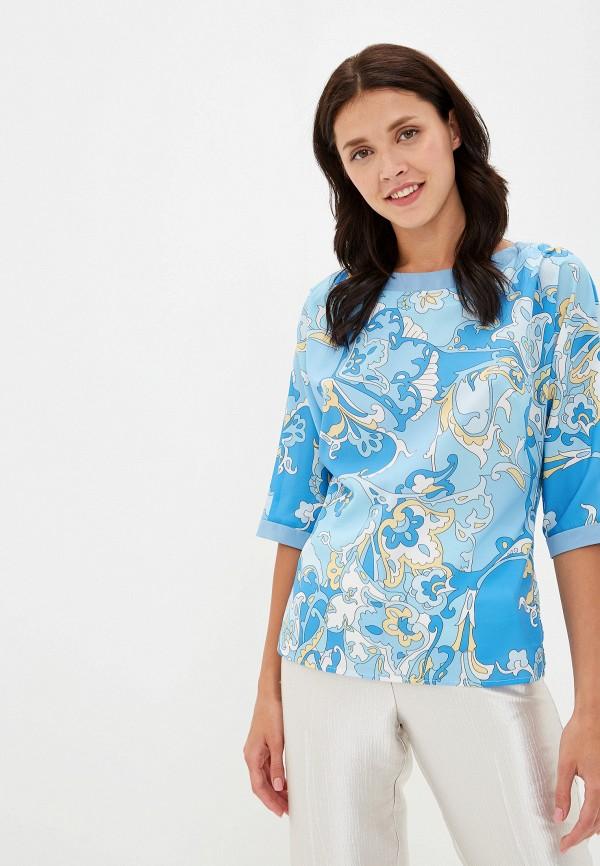 Блуза Stella di Mare Dress Stella di Mare Dress MP002XW0R25R пляжные шлепанцы casa di stella
