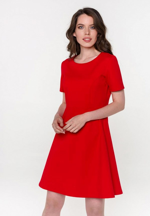 Платье Pavesa цвет красный