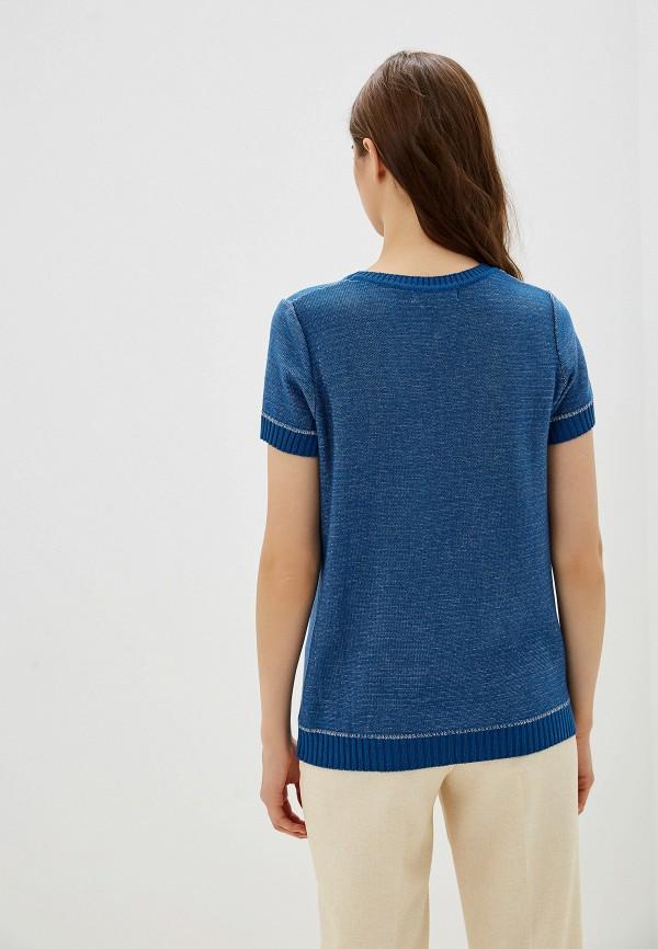 Джемпер Сиринга цвет синий  Фото 3