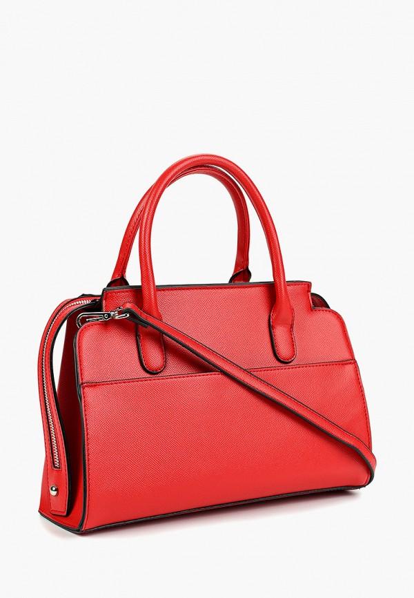 Фото 2 - Женские сумки и аксессуары Jane Shilton красного цвета