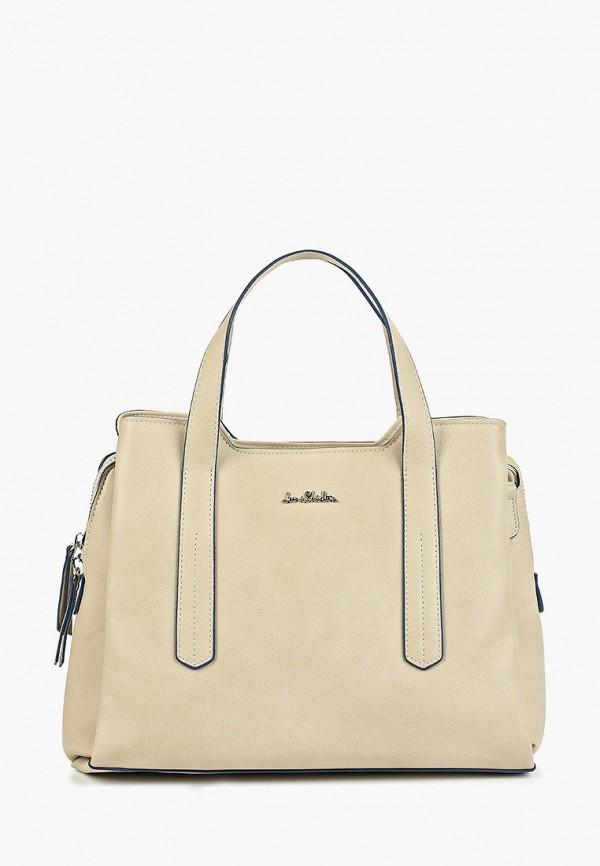 женская сумка jane shilton, бежевая