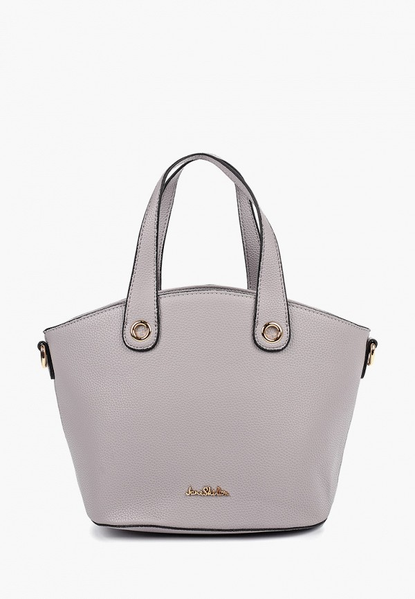 женская сумка jane shilton, серая